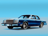Pictures of Chrysler Newport 4-door Pillared Hardtop 1979