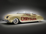 Chrysler Newport Dual Cowl Phaeton LeBaron Pace Car 1941 wallpapers