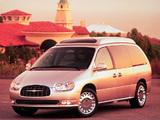 Chrysler Pacifica Minivan Concept 1994 photos