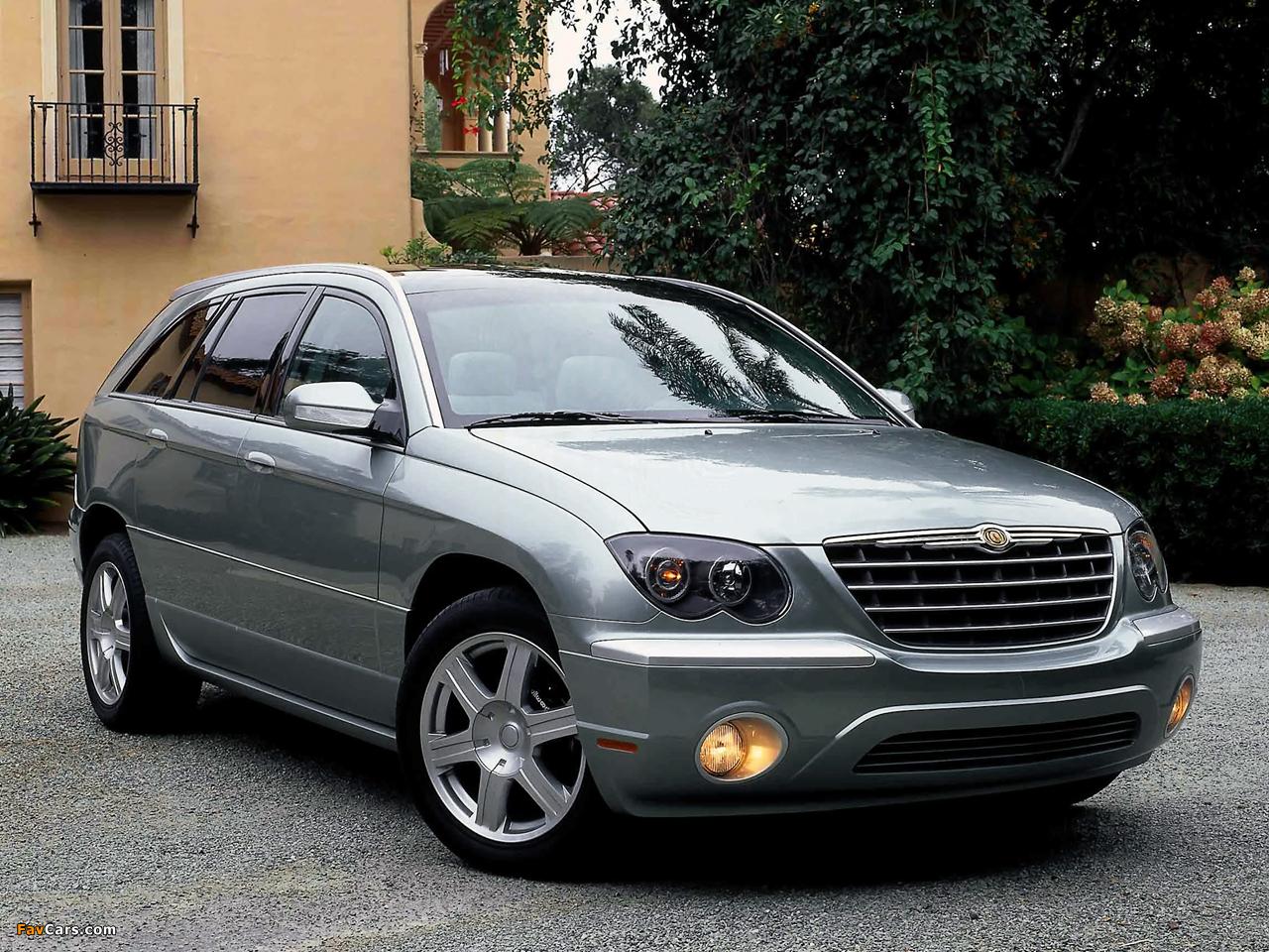 Chrysler Pacifica Concept (CS) 2002 images (1280 x 960)