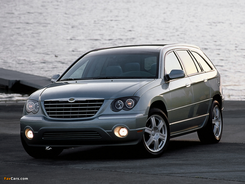 Chrysler Pacifica Concept (CS) 2002 images (1024 x 768)