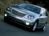 Chrysler Pacifica Concept (CS) 2002 pictures