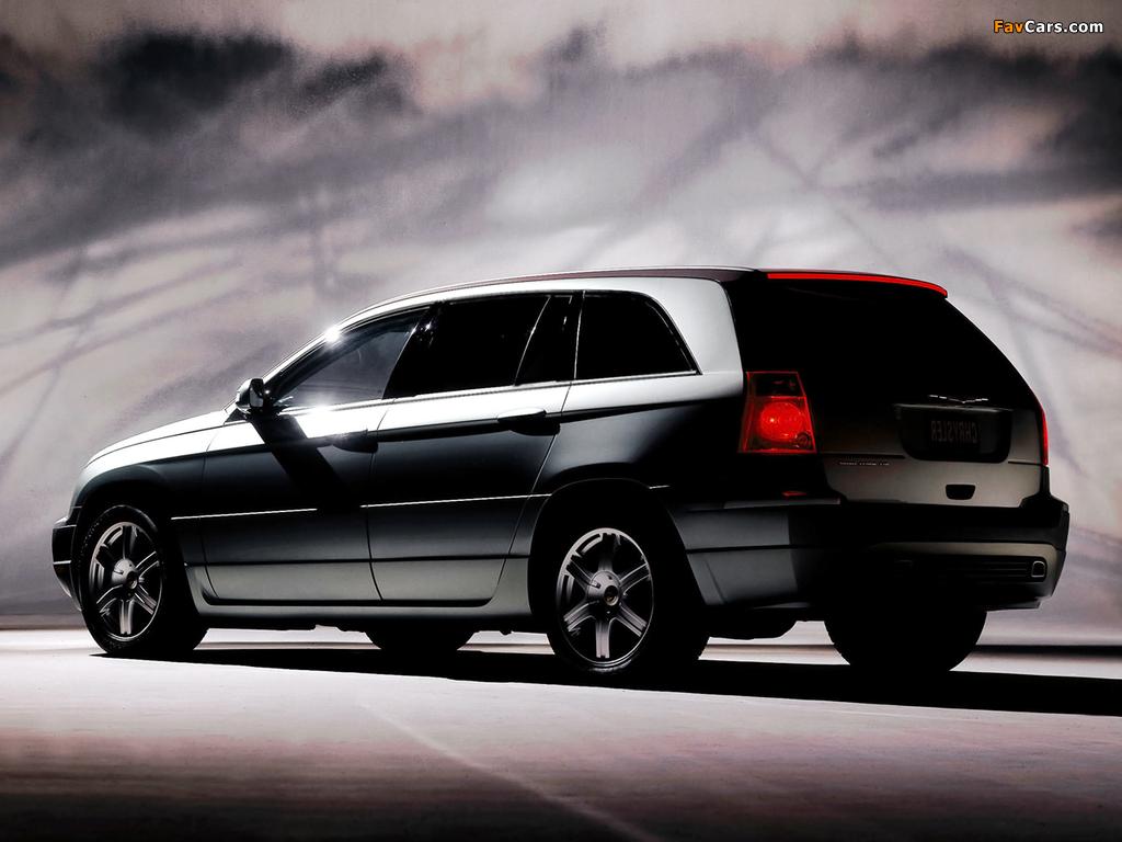 Chrysler Pacifica Concept (CS) 2002 pictures (1024 x 768)