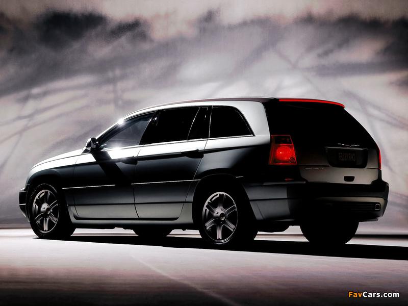 Chrysler Pacifica Concept (CS) 2002 pictures (800 x 600)