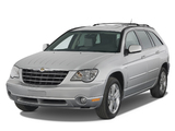 Chrysler Pacifica 2006–07 images