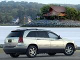 Chrysler Pacifica 2006–07 photos