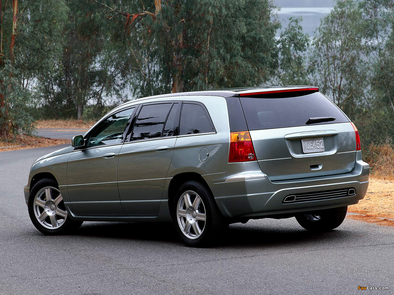 Images of Chrysler Pacifica Concept (CS) 2002 (1280 x 960)