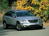 Images of Chrysler Pacifica 2003–06