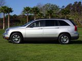 Chrysler Pacifica 2003–06 wallpapers