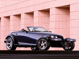 Chrysler Prowler Mulholland Edition 2001 pictures