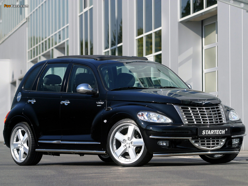 Startech Chrysler PT Cruiser 2001–06 photos (1024 x 768)