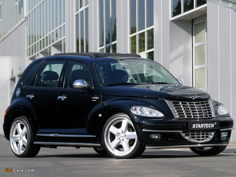Startech Chrysler PT Cruiser 2001–06 photos (800 x 600)