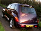 Chrysler PT Cruiser GT UK-spec 2001–06 pictures