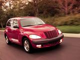 Chrysler PT Cruiser 2001–06 wallpapers