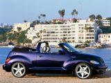 Chrysler PT Cruiser Convertible Concept 2002 photos
