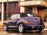 Chrysler PT Cruiser Convertible Concept 2002 pictures