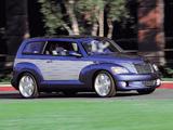 Chrysler California Cruiser Concept 2002 pictures