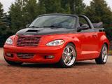 Chrysler PT Speedster Concept 2004 pictures