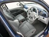 Chrysler PT Cruiser UK-spec 2006–10 images