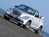 Chrysler PT Cruiser Convertible UK-spec 2006–07 pictures