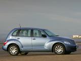 Chrysler PT Cruiser UK-spec 2006–10 wallpapers