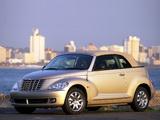 Chrysler PT Cruiser Convertible UK-spec 2006–07 wallpapers