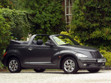 Chrysler PT Cruiser Convertible 2004–06 images