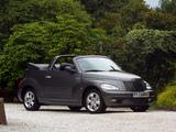 Chrysler PT Cruiser Convertible 2004–06 photos