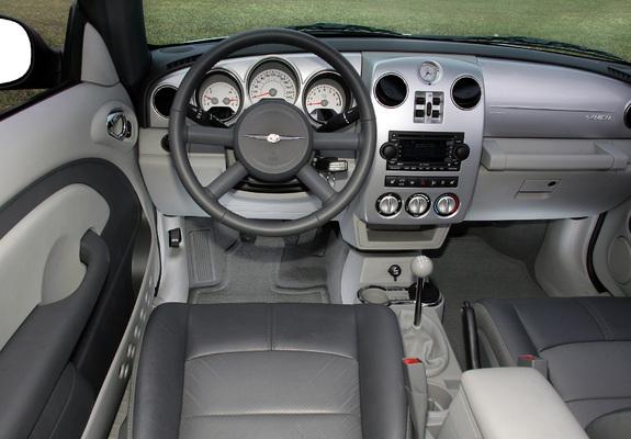 Chrysler Pt Cruiser Convertible 2006 U201307 Pictures