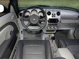 Chrysler PT Cruiser Convertible 2006–07 pictures