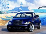 Images of Chrysler PT Cruiser Convertible Concept 2002