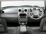 Images of Chrysler PT Cruiser UK-spec 2006–10
