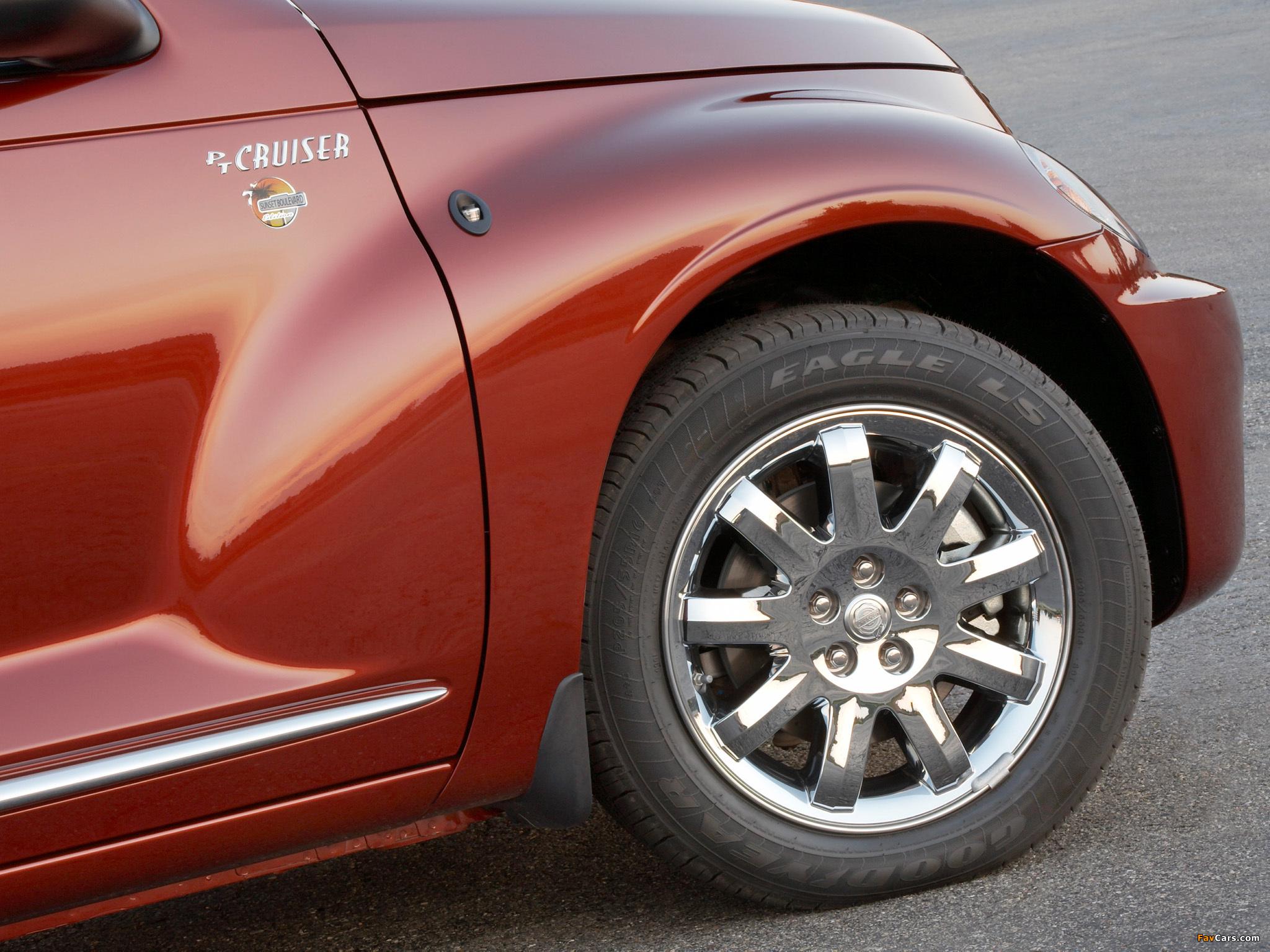 Images of Chrysler Street PT Cruiser Sunset Boulevard 2008 (2048 x 1536)