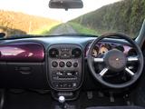 Photos of Chrysler PT Cruiser GT UK-spec 2001–06