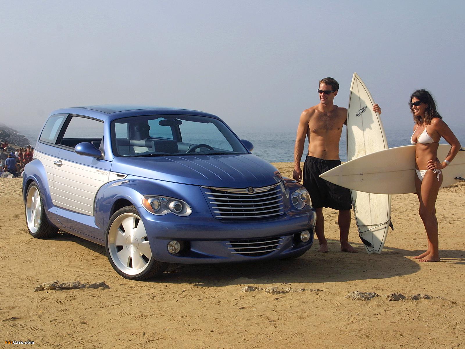 Photos of Chrysler California Cruiser Concept 2002 (1600 x 1200)