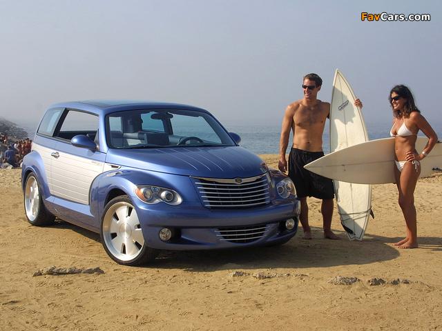 Photos of Chrysler California Cruiser Concept 2002 (640 x 480)