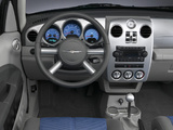 Photos of Chrysler PT Cruiser Convertible 2006–07