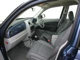 Photos of Chrysler PT Cruiser UK-spec 2006–10