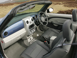 Photos of Chrysler PT Cruiser Convertible UK-spec 2006–07