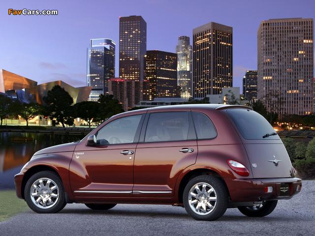 Photos of Chrysler Street PT Cruiser Sunset Boulevard 2008 (640 x 480)