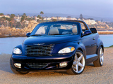 Pictures of Chrysler PT Cruiser Convertible Concept 2002