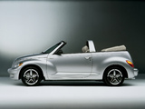 Pictures of Chrysler PT Cruiser Convertible 2004–06
