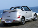 Chrysler PT Cruiser Convertible UK-spec 2006–07 wallpapers