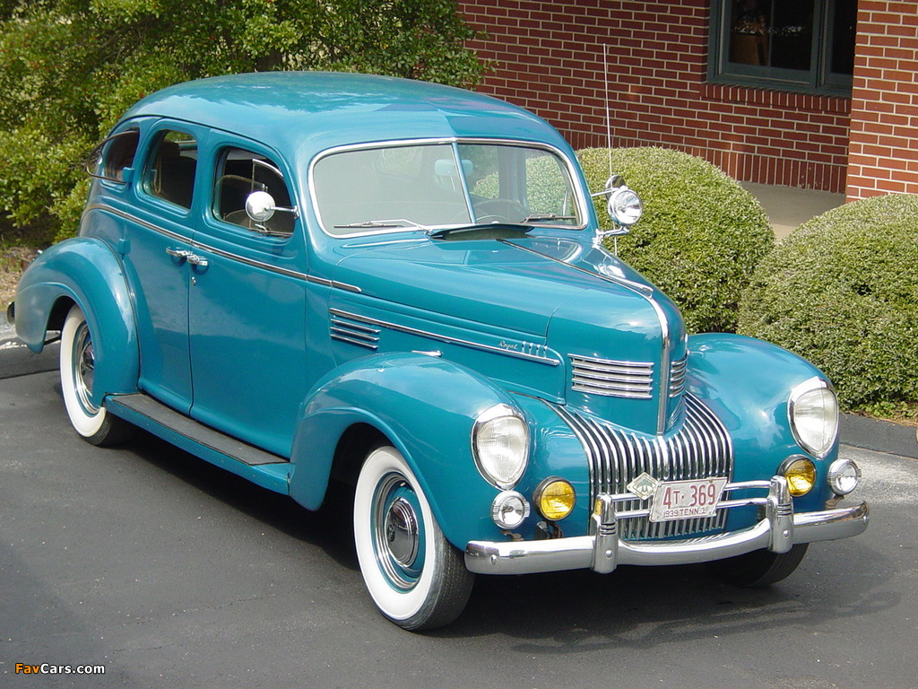 Chrysler Royal 1939 pictures (1024 x 768)