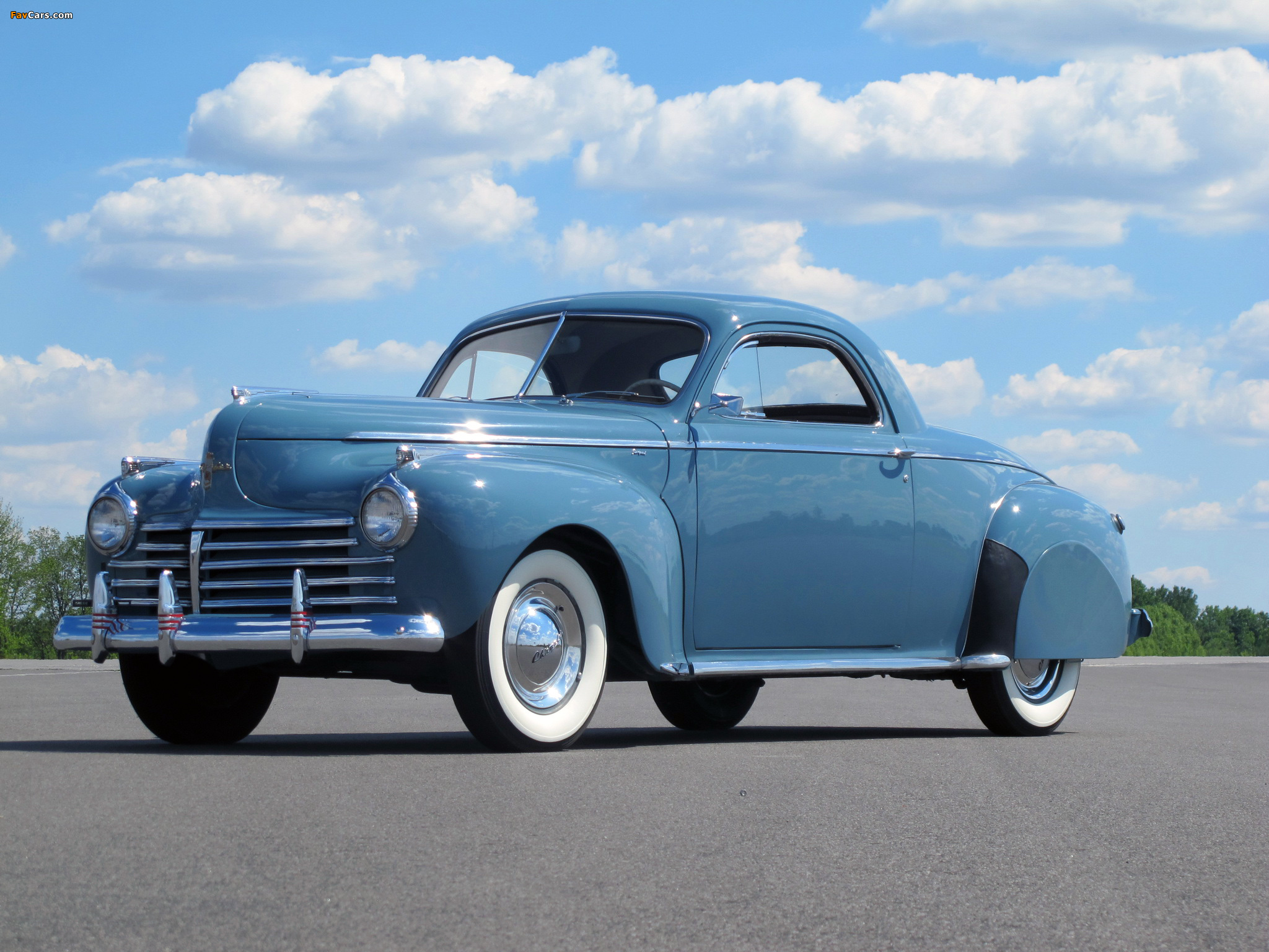 Chrysler Royal Coupe 1941 pictures (2048 x 1536)