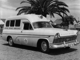 Chrysler Royal Ambulance by Comeng (AP1) 1957–58 photos