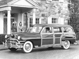 Images of Chrysler Royal Station Wagon 1950