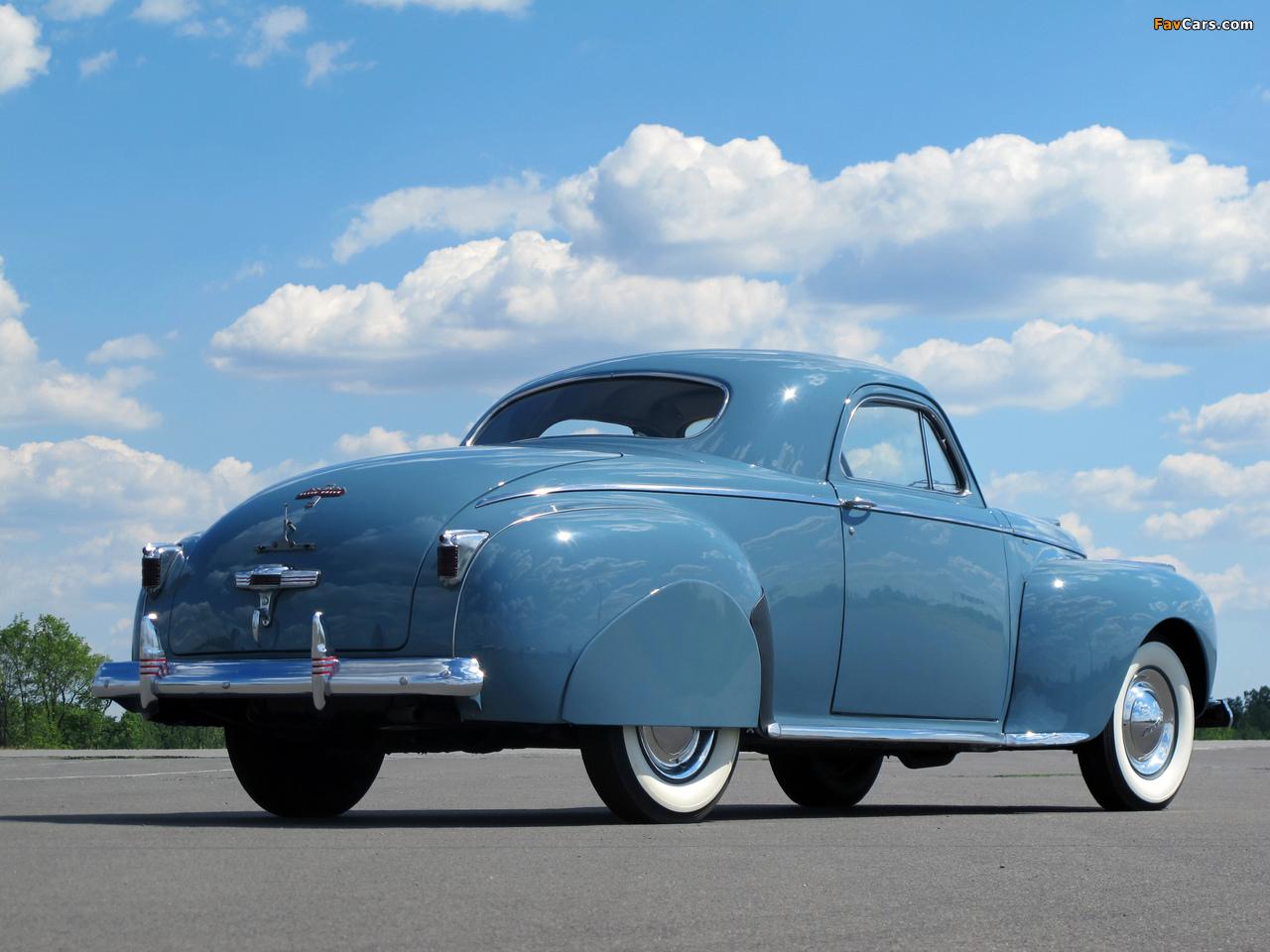 Chrysler Royal Coupe 1941 wallpapers (1280 x 960)