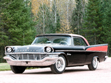 Chrysler Saratoga Hardtop Coupe (C75-2 256) 1957 pictures