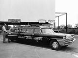 Chrysler Saratoga 8-door Limousine 1958 images